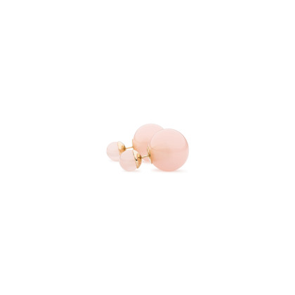 Authentic Pre Owned Christian Dior Pink Tribales Earrings (PSS-566-00055)