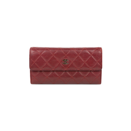 Authentic Second Hand Chanel Quilted Classic Flap Wallet (PSS-566-00070)