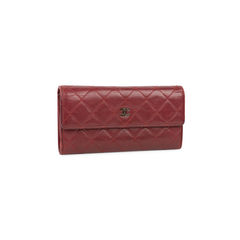 Chanel quilted classic flap wallet 2?1539069270