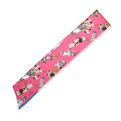 Hermes kachinas maxi twilly pink 8?1539168209