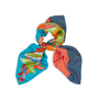 Authentic Pre Owned Hermès Phoenix A Cheval Happy Meeting Scarf 90 (PSS-566-00047) - Thumbnail 0