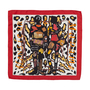 Authentic Pre Owned Hermès Monsieur et Madame II Scarf (PSS-566-00049) - Thumbnail 0