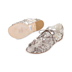 Stuart weitzman romanesque snakeskin sandals animal 2?1539678502