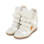 Authentic Pre Owned Isabel Marant Bayley Sneakers (PSS-562-00004) - Thumbnail 3