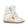 Authentic Second Hand Isabel Marant Bayley Sneakers (PSS-562-00004) - Thumbnail 4