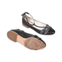 Authentic Second Hand CK Calvin Klein T-Strap Stingray Embossed Flats (PSS-028-00013) - Thumbnail 5