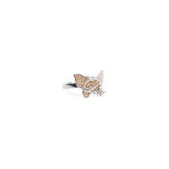Christian dior butterfly ring 2?1539684531