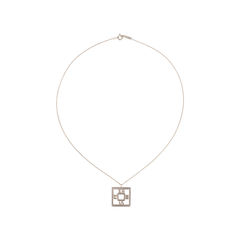 Tiffany co atlas square pendant 2?1539684707