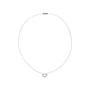 Authentic Second Hand Cartier Coeur C de Diamond Necklace (PSS-567-00004) - Thumbnail 1
