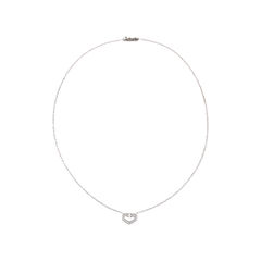 Cartier coeur c de diamond necklace 2?1539768784