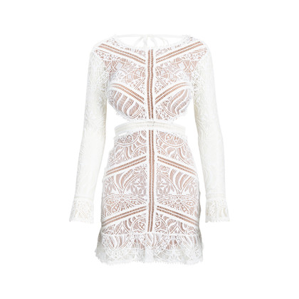 Authentic Second Hand For Love and Lemons Emerie Cut Out Dress (PSS-515-00108)