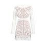 Authentic Second Hand For Love and Lemons Emerie Cut Out Dress (PSS-515-00108) - Thumbnail 0