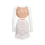 Authentic Second Hand For Love and Lemons Emerie Cut Out Dress (PSS-515-00108) - Thumbnail 1
