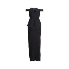 Black halo la reina gown 2?1539848362