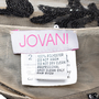 Authentic Second Hand Jovani Sequin Mermaid Gown (PSS-515-00112) - Thumbnail 3