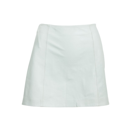 Authentic Second Hand T Alexander Wang Leather Miniskirt (PSS-515-00107)