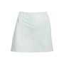 Authentic Pre Owned T Alexander Wang Leather Miniskirt (PSS-515-00107) - Thumbnail 0