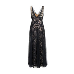 Marchesa notte v neck tulle gown 3?1539848752
