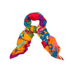 Hermes della cavalleria shawl multicolour 2?1539931166