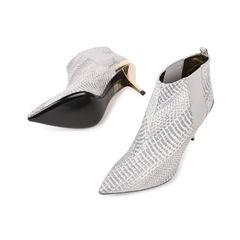 Lanvin snakeskin ankle boots 2?1540195070