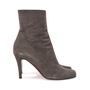 Authentic Second Hand Christian Louboutin Top Suede Ankle Boots (PSS-515-00121) - Thumbnail 4