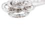 Authentic Second Hand Chanel Diamond Camellia Pendant Necklace (PSS-515-00102) - Thumbnail 3