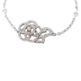 Authentic Pre Owned Chanel Diamond Camellia Bracelet (PSS-515-00103) - Thumbnail 4