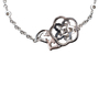 Authentic Pre Owned Chanel Diamond Camellia Bracelet (PSS-515-00103) - Thumbnail 5