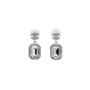 Authentic Pre Owned Chanel Large Crystal Drop Earrings (PSS-515-00105) - Thumbnail 0