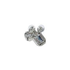 Chanel large crystal drop earrings 2?1540198444