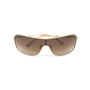 Authentic Pre Owned Chanel Shield Sunglasses (PSS-515-00093) - Thumbnail 0