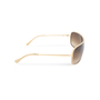 Authentic Pre Owned Chanel Shield Sunglasses (PSS-515-00093) - Thumbnail 2