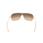 Authentic Pre Owned Chanel Shield Sunglasses (PSS-515-00093) - Thumbnail 3