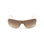 Authentic Pre Owned Chanel Shield Sunglasses (PSS-515-00093) - Thumbnail 4