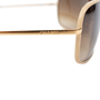 Authentic Pre Owned Chanel Shield Sunglasses (PSS-515-00093) - Thumbnail 5