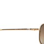 Authentic Pre Owned Chanel Shield Sunglasses (PSS-515-00093) - Thumbnail 7