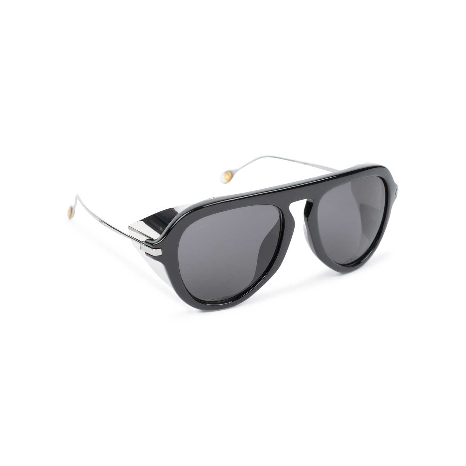 d930dbaff0a ... Authentic Second Hand Gucci Aviator Sunglasses (PSS-515-00094) -  Thumbnail 1 ...