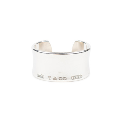 Authentic Pre Owned Tiffany & Co 1837 Cuff (PSS-515-00095)