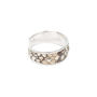 Authentic Pre Owned Tod's Python Cuff Bracelet (PSS-515-00096) - Thumbnail 2