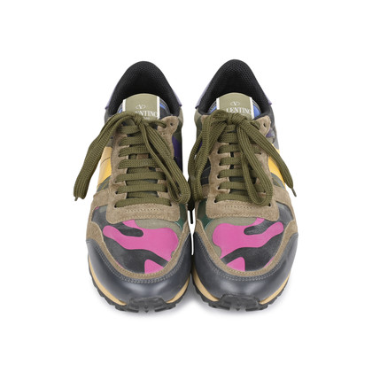 Authentic Pre Owned Valentino Rockrunner Sneakers (TFC-852-00006)