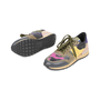 Authentic Pre Owned Valentino Rockrunner Sneakers (TFC-852-00006) - Thumbnail 1