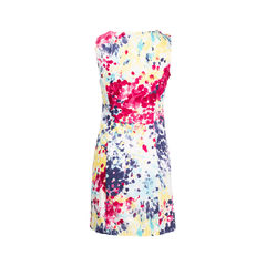 Love moshino printed ruffle dress 2?1540364343