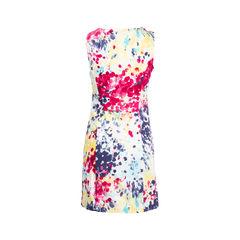 Love moshino printed ruffle dress 2?1540364343