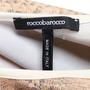 Authentic Second Hand Roccobarocco Snakeskin Print Dress (PSS-560-00004) - Thumbnail 2