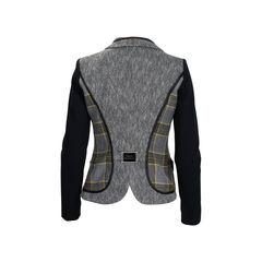 Roccobarocco checked blazer 1?1540364479