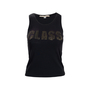 Authentic Second Hand Class by Roberto Cavalli Chainlink Class Sleeveless Top (PSS-560-00008) - Thumbnail 0