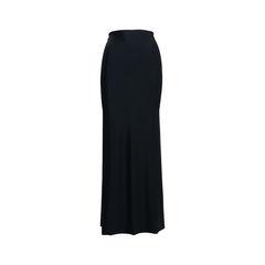 Stretch Maxi Skirt