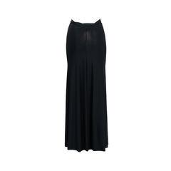 Issey miyake stretch maxi skirt 2?1540365072