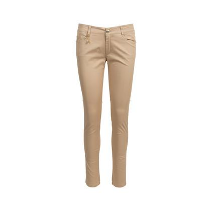 Authentic Second Hand Ermanno Scervino Charm Detail Khaki Pants (PSS-534-00028)