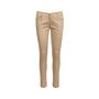 Authentic Second Hand Ermanno Scervino Charm Detail Khaki Pants (PSS-534-00028) - Thumbnail 0